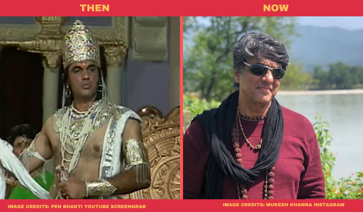 Mahabharat Cast Then Now Where Is The Star Cast Today How Do They Look See Pics Republic World
