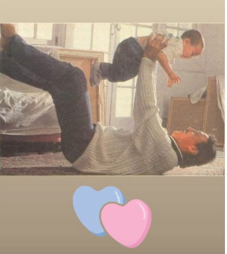 Little Tiger Shroff swinging in Jackie Shroff's arms in throwback pic is  all hearts