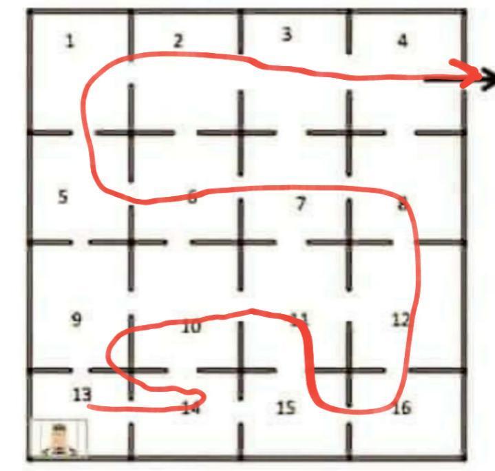 quarantine puzzle time, 16 isolation rooms, 16 isolation rooms puzzle, 16 isolation rooms answer