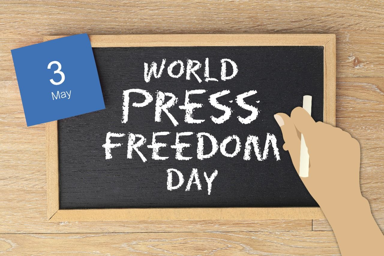 World Press Freedom Day images to share with family & friends to raise  awareness