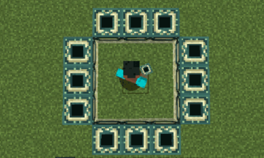 End Pin Minecraft