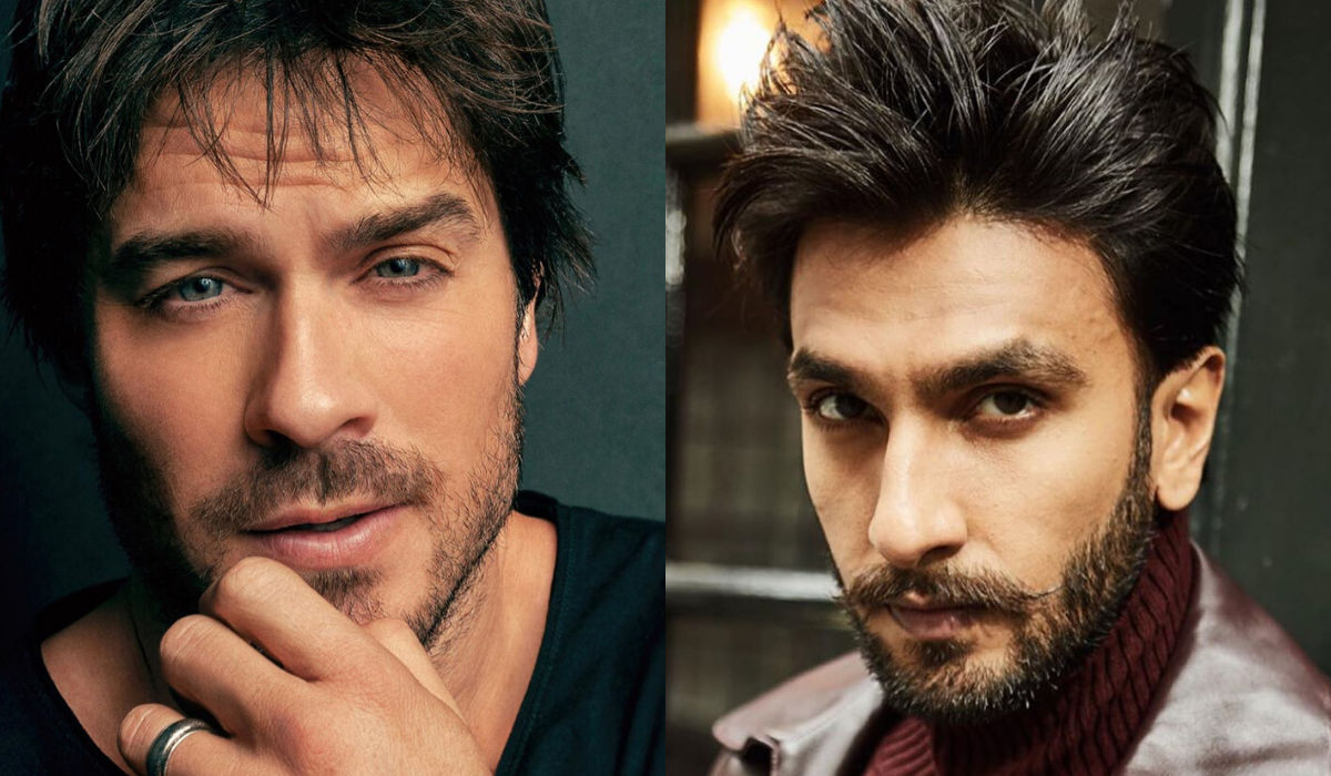 Wouldn T Ranveer Be Perfect Damon If Vampire Diaries Were Made In India See Full Cast Republic World