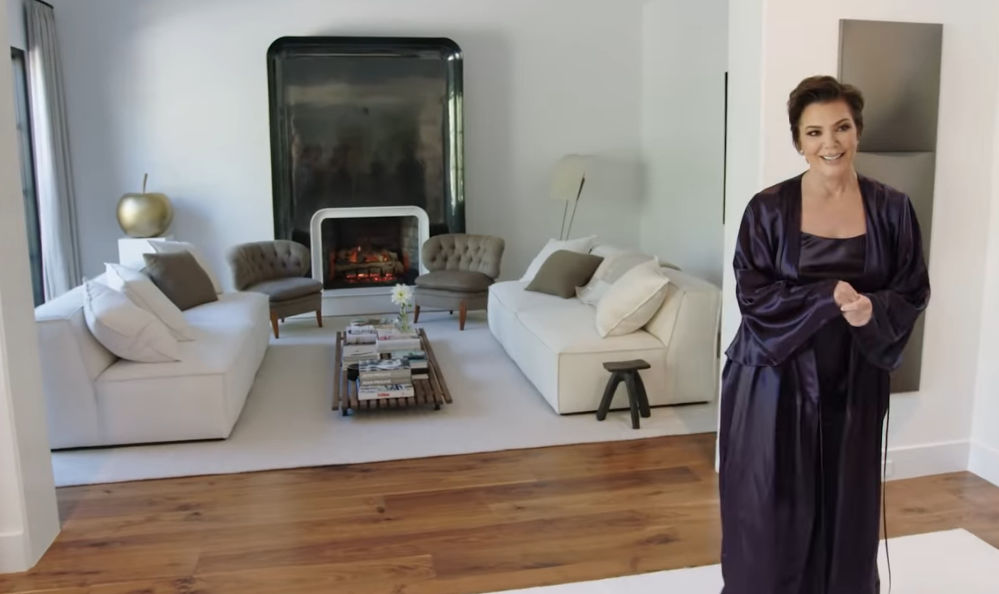 Take Home Decor Ideas From The Kuwtk Star, Kris Jenner Bedroom Furniture
