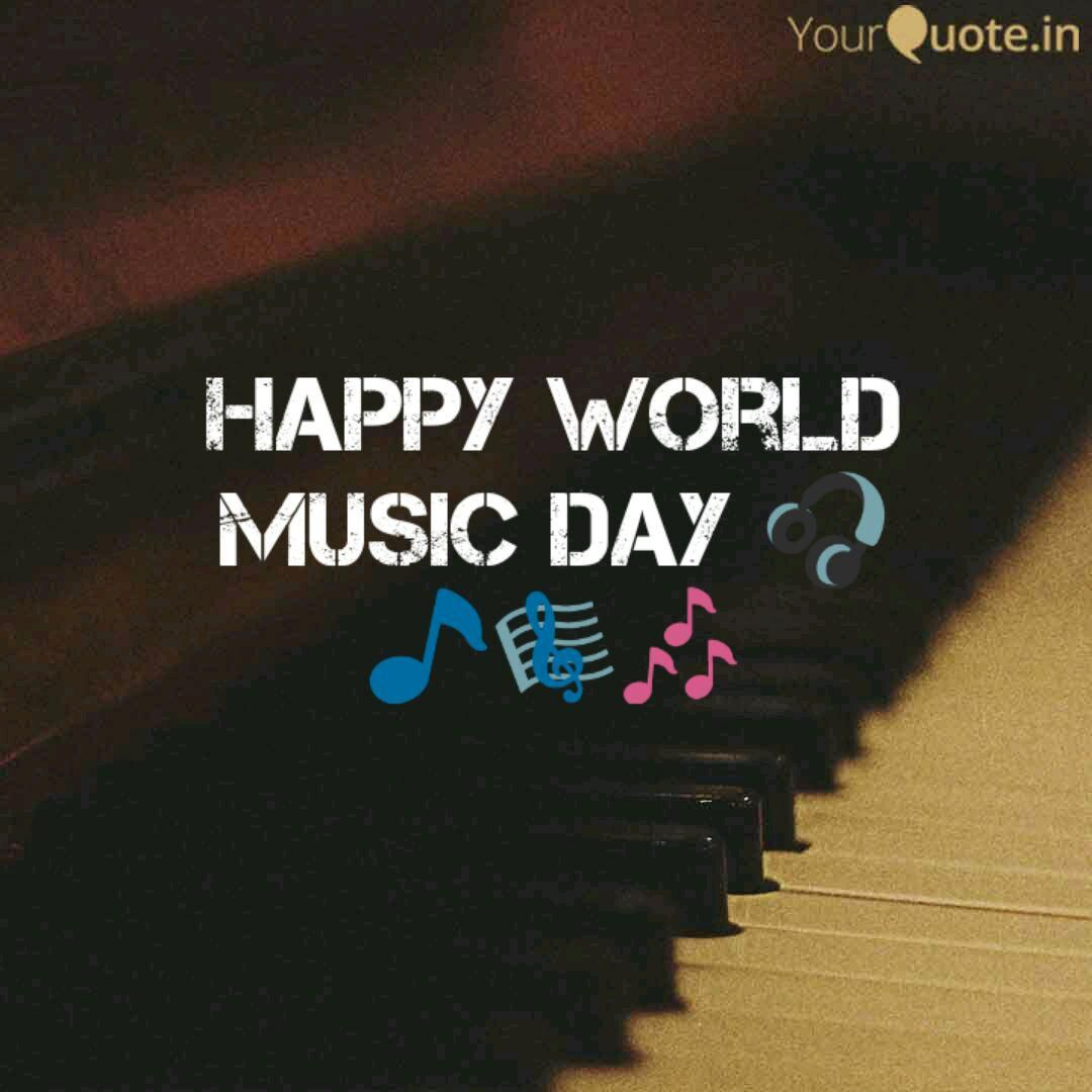 World Music Day Images To Send To Your Fellow Music Lover Check Inside