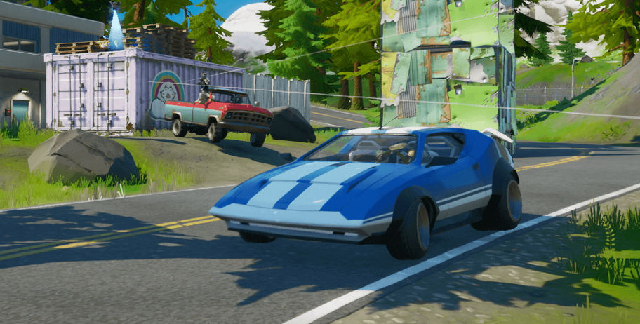 Fortnite Leaks From Season 3 Reveal Vehicle Sizes Statistics And More