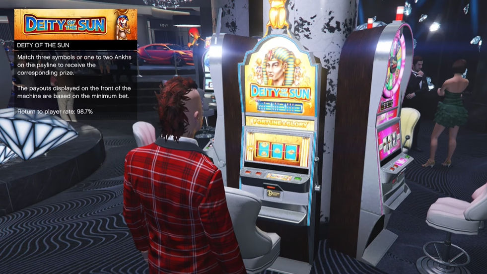 Best Casino game to make chips in GTA 5 Online: Easy games to earn fast  money