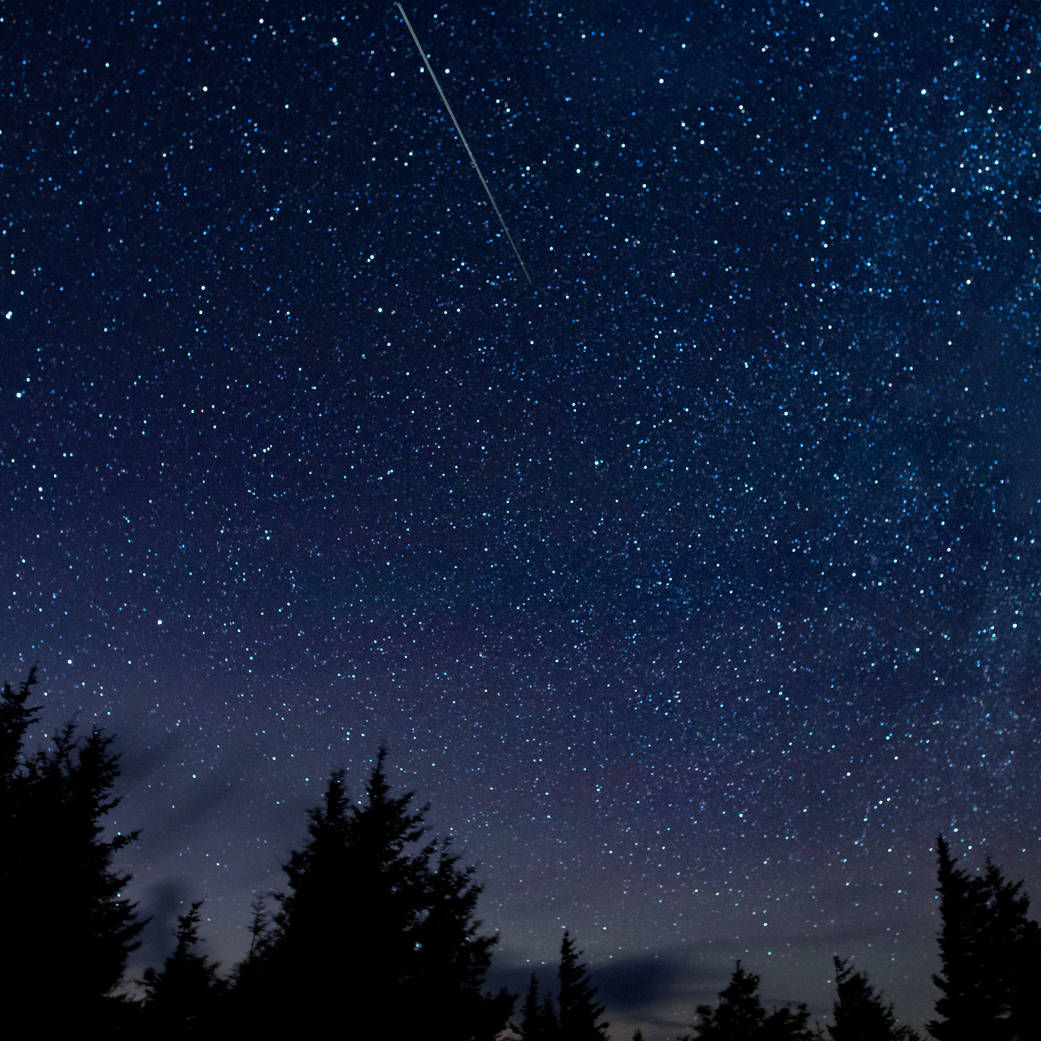 Meteor Shower Tonight What Time And Where To Watch The Meteor Shower