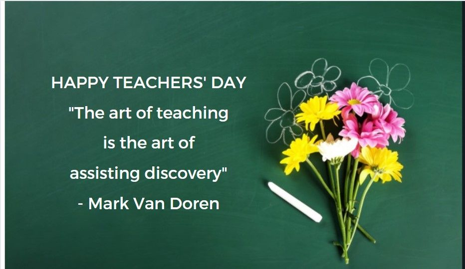 Happy Teachers' Day images and wishes to send to your teachers on September  5th - Republic World