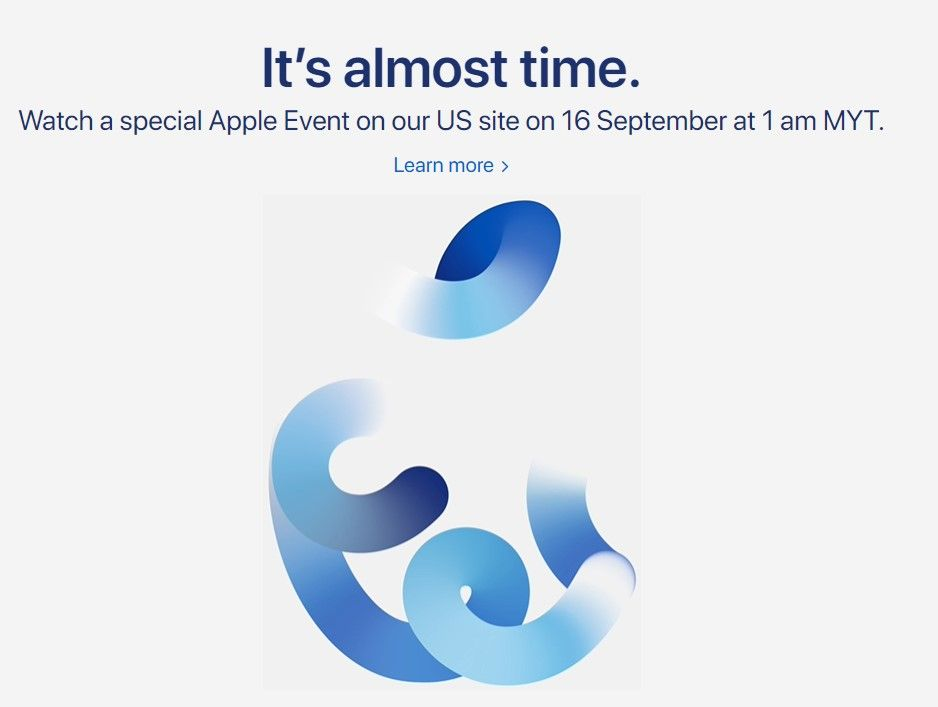 Check Out The Apple Event Time In Malaysia The Direct Link To Watch Time Flies In Myt