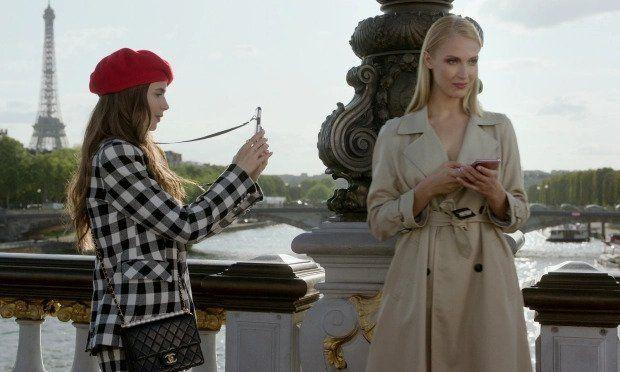emily in paris outfits emily in paris outfits v