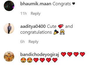 Anjali Barot's Instagram