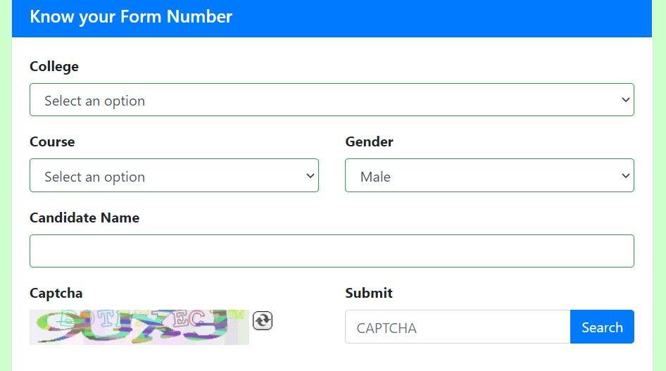 CCSU admit card 2021