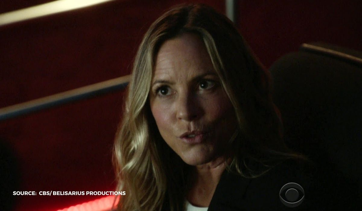 Why Is Maria Bello Leaving NCIS?