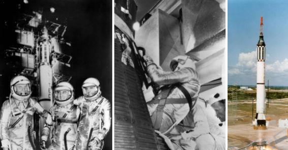 - 16203863516095222fc7be0 - NASA marks 60th anniversary of first American in space onboard Freedom 7capsule