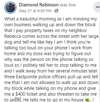 Diamond Robinson
