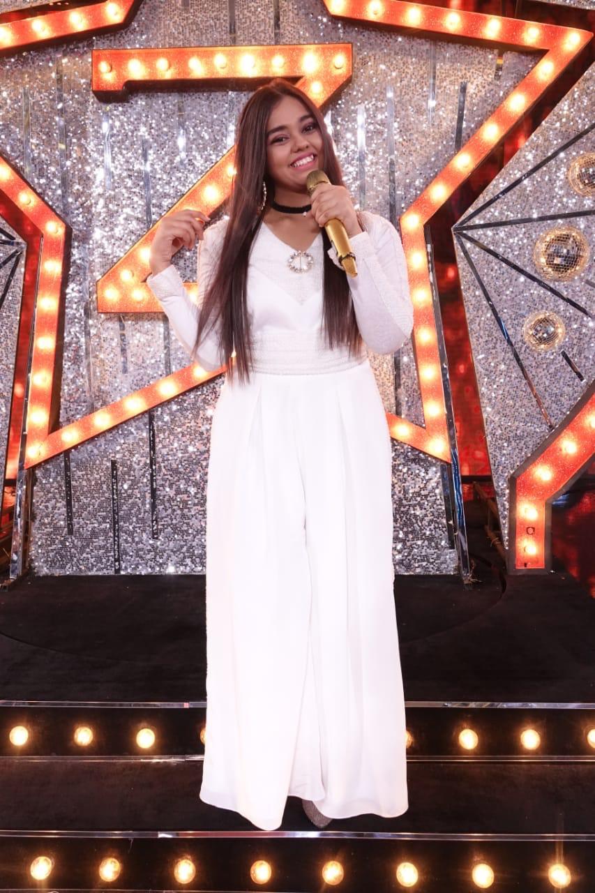 Shanmukha Priya turns 'Baby Zeenat' in latest episode of 'Indian Idol' Season 12