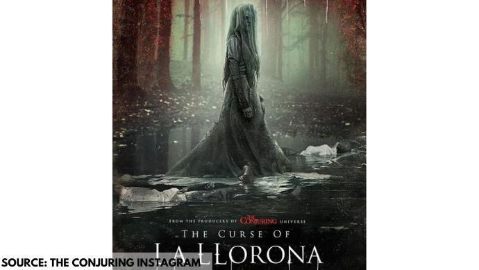 THE CURSE OF LA LLORANA