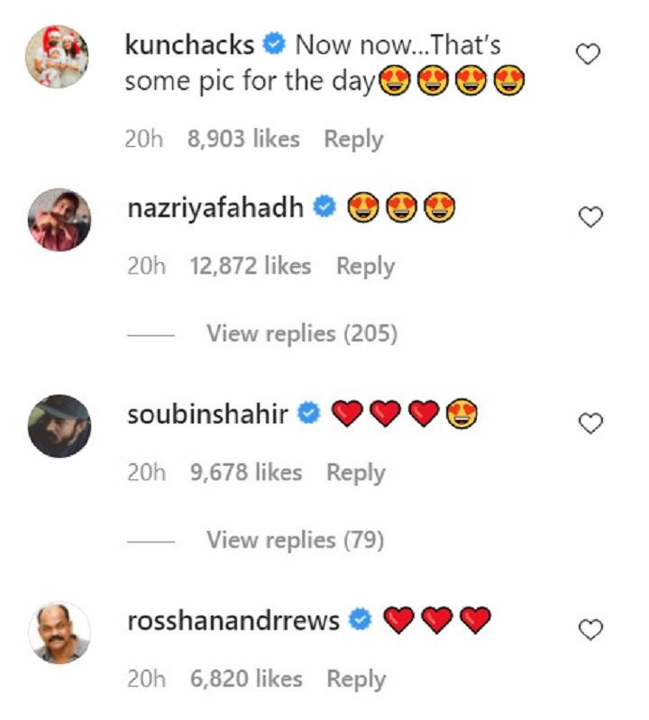 DQ'S comments