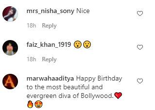 Neetu Kapoor's birthday