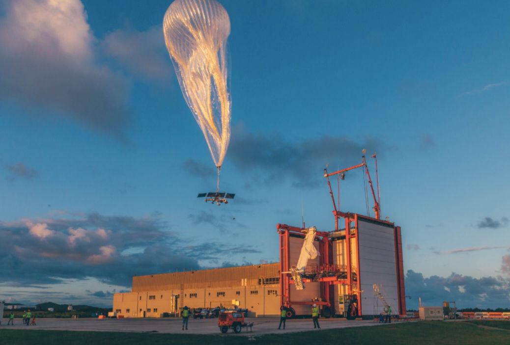 - 162613504060ecda00c0381 - Google CEO Sundar Pichai 'jealous' of Jeff Bezos' space flight as Alphabet abandons 'Loon'