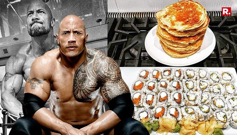 Breaking Down The Rock S Saturday Cheat Meal How Many