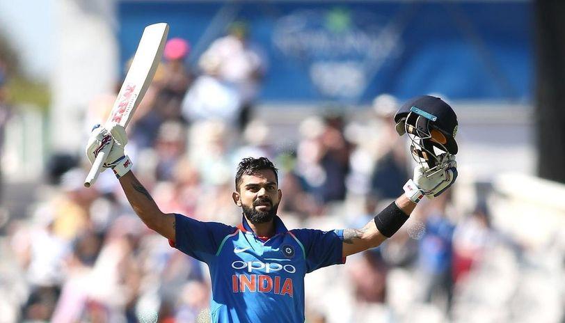 Virat Kohli Creates History Becomes First Indian To Score