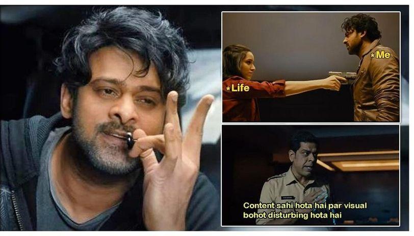 Saaho Trailer Prabhas Shraddha Kapoor Starrer S Dialogues Inspire