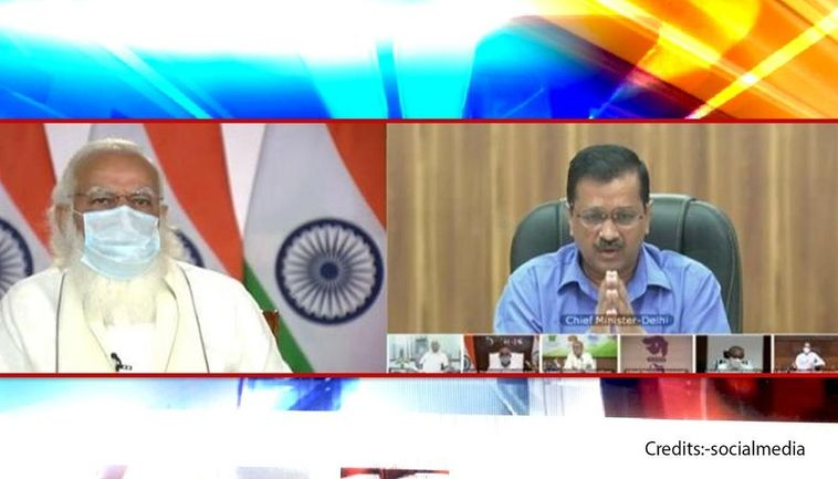 केजरीवाल को कोरोना पर बैठक के दौरान मांगनी पड़ी प्रधान मंत्री मोदी से माफी - विश्लेषण