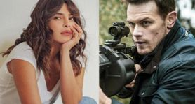 Priyanka Chopra becomes an 'updo expert'; 'Text For You' co-star Sam drops his response