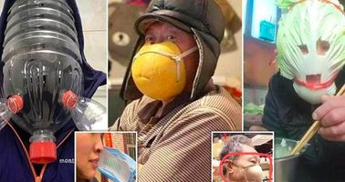 IN PICS   15 creepy and creative face masks that made 'new normal' interesting amid COVID