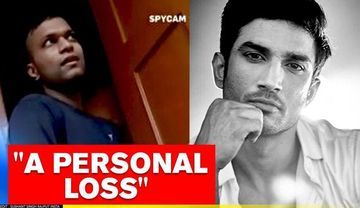 ON TAPE: Sushant Singh Rajput's staff Dipesh Sawant traced; family gives evasive answers