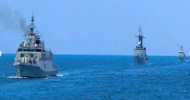 IN PICTURES | Sri Lanka & India bilateral naval exercise 'SLINEX' concludes