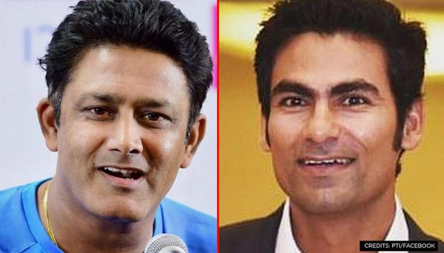 Mohammad Kaif has special message for Anil Kumble on his ICC Hall of Fame  induction