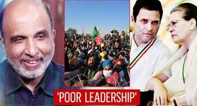 Sacked Sanjay Jha warns Congress against opportunistic farmer politics; exposes its u-turn