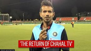 Chahal TV returns after 8 months as host Yuzvendra interviews 'Ghudsawar' Jadeja