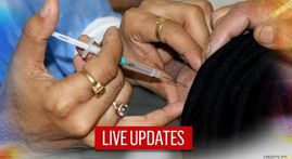 Coronavirus LIVE Updates: India's tally at 1,06,76,838; Lowest cases reported in 8 months