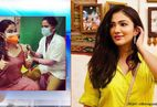 Ridhima Pandit gets first shot of COVID-19 vaccine, hails frontline workers