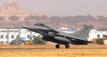 IN PICS | IAF, French Air and Space Force participate in Ex Desert Knight 2021 in Jodhpur
