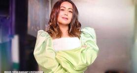 Neha Kakkar unveils first look poster of new song 'Khad Tainu Mai Dassa' with Rohanpreet