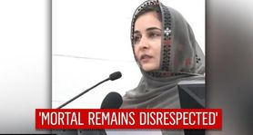 Pakistan opposition alleges 'disrespect' shown to Karima Baloch's body; Pak Army panned