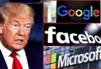 US tech-giants say Trump's suspension of work visas 'actually harms' country