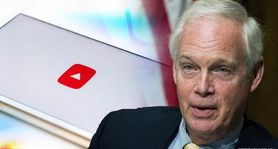 US Sen. Ron Johnson suspended for a week from YouTube over COVID-19 treatment video