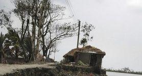 Sundarbans devastated by cyclone, as virus halts migration