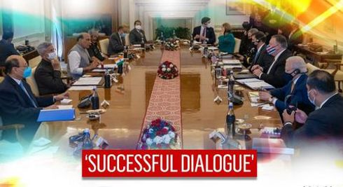 India-US 2+2 dialogue: Pompeo promises to support India's permanent membership of UNSC