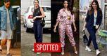 Saif-Kareena, Malaika, Tamannah, Patralekhaa, Nora & other celebs spotted in Mumbai