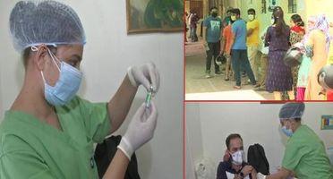 IN PICS | From Maharashtra to Chennai, India's Phase-3 COVID vaccination drive kicks off
