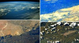 From Mount Etna to Medina, Japanese astronaut Noguchi shares photos he clicked from space