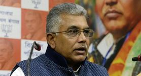 TMC govt has failed to tackle COVID-19 crisis in West Bengal: BJP's Dilip Ghosh