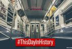 New York City subway opened on this day in 1904; read about the rapid transit system