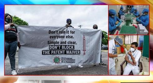 Patents, Patients & a Pandemic: Breaking down the jargon around the 'TRIPS waiver' & COVID